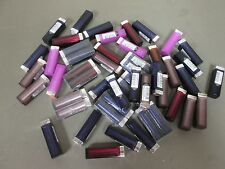 50 MAYBELLINE COLORSENSATIONAL LIPSTICK -ASSORTED COLORS- EXP: 10/17+   RR 20125