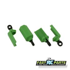 RPM Shock Shaft Guard Green 1/10 Traxxas Nitro Slash RPM80404