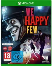 We Happy Few | XBox One | NEU & OVP | UNCUT |