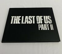 The Last of Us Part 2 Collectors Edition Lithograph & Thank You Letter Only PS4