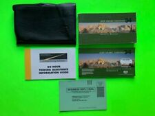2004 Jeep GRAND CHEROKEE Factory Owner Manual Set & Case *OEM*