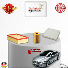 KIT TAGLIANDO FILTRI JAGUAR XJ 3.0 V6 Diesel 202KW 275CV DAL 2012 ->
