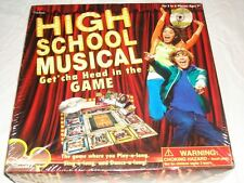 "Cardinal  High School Musical ""Get'cha Head in the Game"" Board Game NIB  NEW"