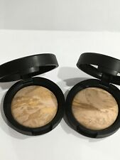 2 X Laura Geller Balance n Brighten Baked Foundation #Medium 1.8g   Mini New