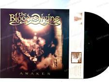 The Blood Divine - Awaken UK LP 2014 + Innerbag Metal /3