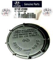 Genuine Hyundai & Kia Headlight Lamp Bulb Dust Cap Cover Optima Sonata Rio OEM