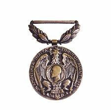 Original Militaria Medal 1913 Romanian Fighters Ii Balkan War Southeast Europe