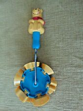 VINTAGE 1992 WINNIE THE POOH COOKIE  CUTTER WHEEL  Disney bee pot butterfly