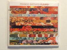 FRANCO BATTIATO  -  FLEURS 3  -  CD 2007  SLIDECASE NUOVO E SIGILLATO