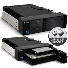 FANTEC Mr 2535 dual schwarz SATA HDD Hotplug