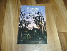 Georges Simenon -- beiden Alten in Cherbourg // 5 Erzählungen in 1. Auflage 1990