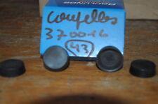 4 COUPELLES de  cylindre frein maitre cylindre bendix L370016  23MM  8MM
