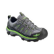 Nautilus Men's   N2208 Steel Toe Waterproof EH Athletic Work Shoe Grey/Lime