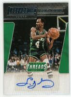 2016-17 SIDNEY MONCRIEF 39/99 AUTO PANINI THREADS LEGENDS INK AUTOGRAPHS