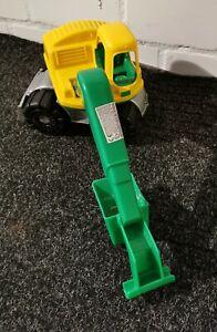 Spielzeug Bagger Display Power Worker