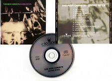 """THE NEW CHRISTS """"Divine Rites"""" (CD) 1988"""