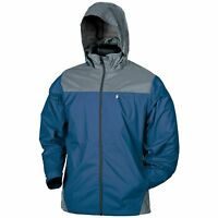 Frogg Toggs River Toadz Jacket Blue Size S/M RT62140-722