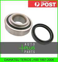 Fits DAIHATSU TERIOS J100 Ball Bearing Kit Rear Axle Shaft 32X72X19X25