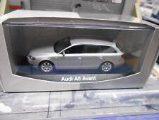 AUDI A6 C6 2004 – 2011 Avant Kombi silber  Minichamps Dealer Sonderpreis 1:43
