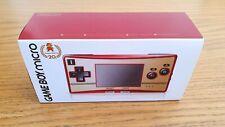 Game Boy Micro Famicom Edition (Gameboy)
