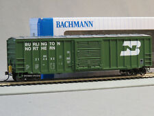 BACHMANN 50' OUTSIDE BRACED BOXCAR FRED HO SCALE train led light etd 14902 NEW