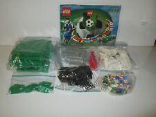 Lego 3409 Soccer Football Championship Challenge 100% Complete Vintage 2000