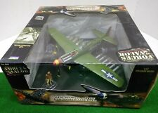 FORCES OF VALOR WWII P-51D Mustang England, 1944 1/32 Scale DieCast RARE NIB!!