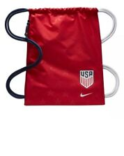 ef4f878985 Nike USA Graphic Stadium Gym Sack Backpack Bag Red White Blue BA5466-687
