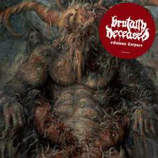 BRUTALLY DECEASED - Satanic Corpse - CD Digipak - DEATH METAL