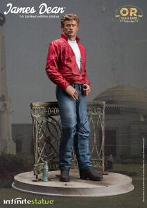 Infinite Statue - James Dean - Old & Rare Statue 1/6