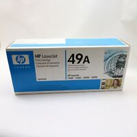 New Genuine HP 49A Toner Cartridge LaserJet 1160,1320, 3390, 3392 Q5949A