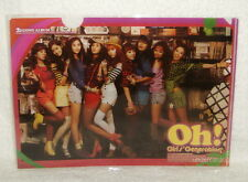 Girls' Generation Oh! oh Taiwan Promo Folder (ClearFile)