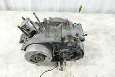 72 Suzuki TC 125 TC125 Prospector Motore Albero Custodia Casi Blocco Basamento