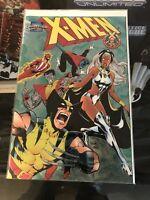 Marvel Collectible Classics X-Men #5 (1998) Giant Size X-Men 1 Chromium Cover