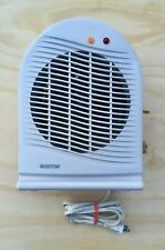 Boston ceramic compact and durable electric space heater with fan home office