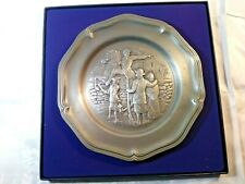 """The American Revolution Bicentennial Plate Collection """"Paul Revere's Ride 1775"""""""
