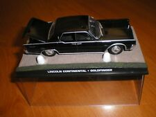 VOITURE COLLECTION JAMES BOND LINCOLN CONTINENTAL GOLDFINGER