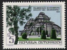 Österreich Nr.2011 ** Palmenhaus Schönbrunn 1990