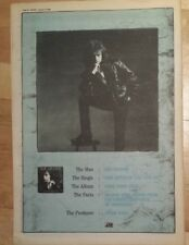 Lou Gramm Juste between 1990 presse annonce Complet page 27 x 38 cm mini affiche