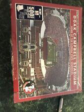 Florida State Seminoles Football DOAK CAMPBELL STADIUM Aerial View Puzzle 500 Pc