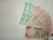 INDIA PAPER MONEY- 15 OLD & NEW  'MG' NOTES - RS.50/- 2006 TO 2018-4 SIGNATORIES