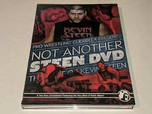 KEVIN OWENS Not Another Steen DVD Wrestling 2-Disc Set PWG Sami Zayn/Young Bukcs