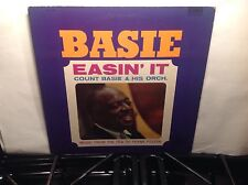 COUNT BASIE- Easin' It- Music from the Pen of Frank Foster~ ROULETTE 52106 >NICE