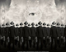 Tommy Ingberg Drones Fantasy B&W Photography Supernatural Print Poster 11x14