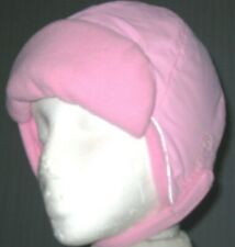 Beanie One-Size-Fits-All Pink Faded Glory Hat (Winter Cold)