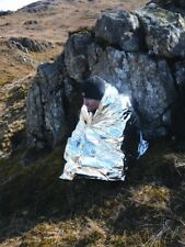 BCB Emergency Survival Space Blanket British Army NATO Approved Camping Bug out