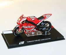 IXO - YAMAHA YZR-M1 Ruben Xaus (2005) Moto GP Motorcycle Model Scale 1:24