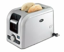 Oster Tsstrts2S2 2-Slice Toaster, Brushed Stainless Steel , New, Free Shipping