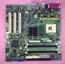 GENUINE DELL 0N6381 SOCKET 478   MOTHERBOARD WITH I/O SHIELD