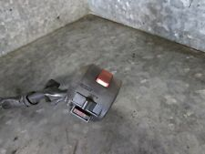 HONDA VFR 400 NC24 1990 RIGHT SWITCH GEAR (BBX)
